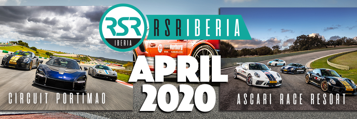 RSRiberia 2020 – Ascari Race Resort and Circuit Portimao