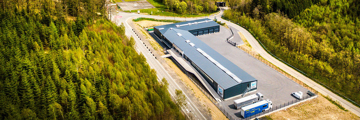 RSRSpa completes new facility at Blanchimont