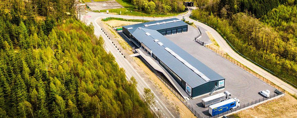 RSRSpa schließt neue Anlage in Blanchimont ab